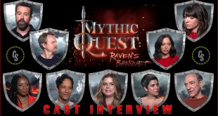 CS Video: Rob McElhenney & the Mythic Quest: Raven