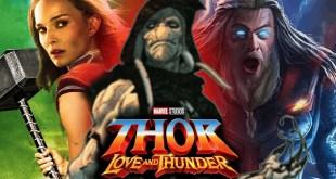 Christian Bale in Thor 4 Love And Thunder Update! Full Breakdown!