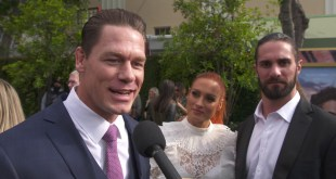 Dolittle World Premiere - Red Carpet Celebrity Interview w / John Cena Universal Pictures