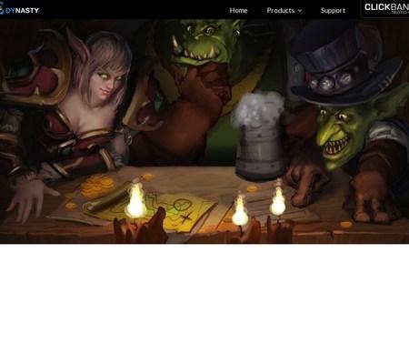 Dynasty's World Of Warcraft Addons