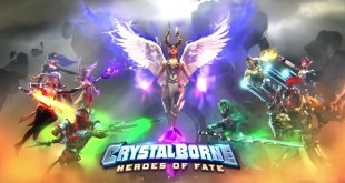 Crystalborne Wiki epic RPG Video Game : Heroes of Fate -
