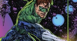 First Look: Grant Morrison's The Green Lantern Returns