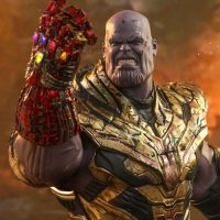 Hot Toys Battle Damaged Thanos Figure & Nano Gauntlet Up for Order!