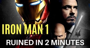 Iron Man 1 - Ruined in 2 minutes