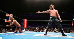 Kenny Omega Responds To Criticism Of His Run In AEW So Far