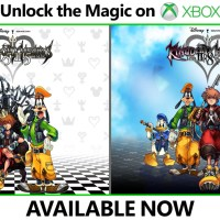 Kingdom Hearts HD 1.5 + 2.5 ReMix and Kingdom Hearts HD 2.8 Final Chapter Prologue Available Now on Xbox One
