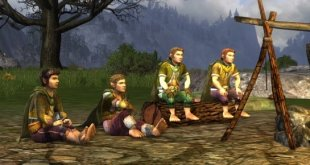LOTRO Legendarium: Revisiting Riders of Rohan in Lord of the Rings Online