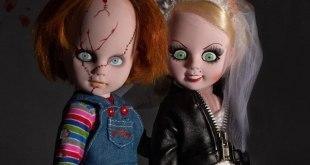 Living Dead Dolls Presents: Bride of Chucky Box Set From Mezco