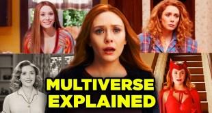 MCU Multiverse Explained! Endgame Timelines & WandaVision Update! | BQ
