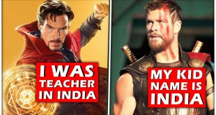 Marvel Actors Connection With India || Hindi