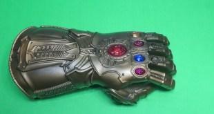 Marvel Legends Thanos Gauntle Electronic Fist