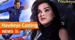 Marvel Studios Reportedly Looking Beyond Hailee Steinfeld for Hawkeye
