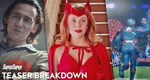 Marvel Studios' Big Game Spot Breakdown | SuperSuper