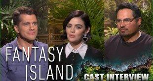CS Video: Michael Peña & the Fantasy Island Cast!