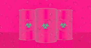 Nuclear Waste Storage Containers Break Down When Exposed to Water
