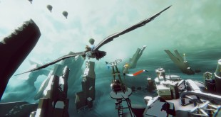 Taking to the skies of The Falconeer's fantasy world of aerial combat – TheSixthAxis