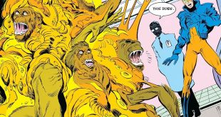 This week's theme is...Grant Morrison's run on Animal Man, which was l...