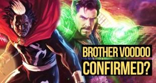 WILD MCU NEWS! Brother Voodoo Confirmed For Doctor Strange 2??