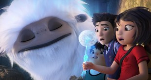 Abominable Animated Movie Blu-ray/DVD Bonus Clips - Kids Escape on a Dandelion Dreamworks Animation