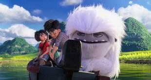 Abominable Animated Movie Blu-ray/DVD Bonus Clips - Kids surf Flowers - Dreamworks Animation