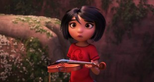 Abominable Animated Movie Blu-ray/DVD Bonus Clips - Yi Magically Makes Flowers Bloom