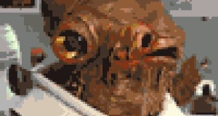 Admiral Ackbar by SunDevil Emily's art                          ...