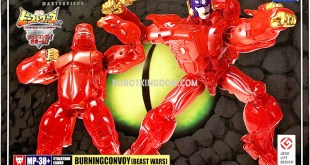 Box Images for Transformers Masterpiece MP-38+ Burning Convoy