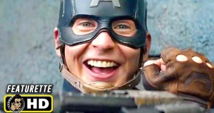CAPTAIN AMERICA: CIVIL WAR (2016) Bloopers [HD] Marvel Outtakes