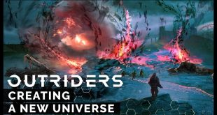Delving into the Universe of Outriders – PlayStation.Blog