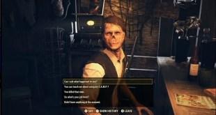 Fallout 76's Wastelanders expansion looks promising • Eurogamer.net