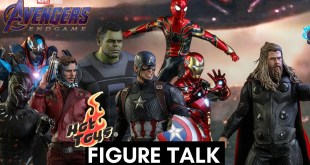 Figure Talk Episode 5 with special guest Optical20! - Where's the Marvel Love?