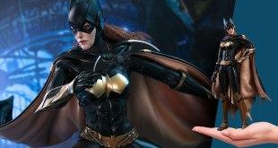 Hot Toys Batman: Arkham Knight – Batgirl Sixth Scale Figure Pre-Orders
