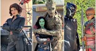 MARVEL CHARACTER HUNT | DISNEY CALIFORNIA ADVENTURE