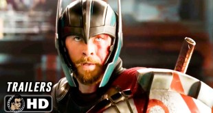 MARVEL: PHASE THREE Trailers Part 1 (2016 - 2017)