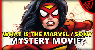 MARVEL & SONY: Mystery Movie Teased for 2021? (Nerdist News w/ Dan Casey)