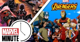 Marvel Future Avengers comes to Disney+!   Marvel Minute