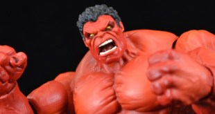 Marvel Legends Target Exclusive Red Hulk Review |