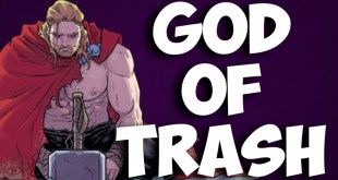 "Marvel makes Thor worthless AGAIN! Working to destroy ""toxic men?"""