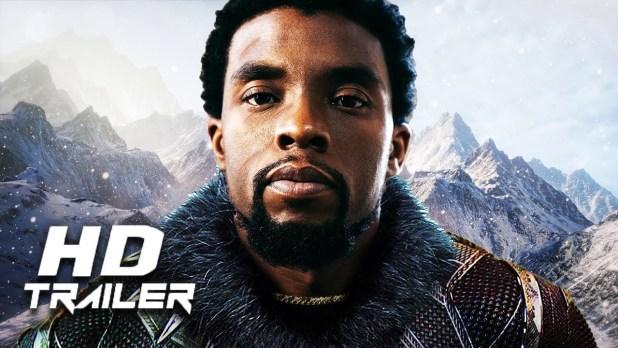 Marvel's BLACK PANTHER 2 (2020) - TEASER TRAILER CONCEPT | CHADWICK BOSEMAN | MARVEL MOVIE | PHASE 5