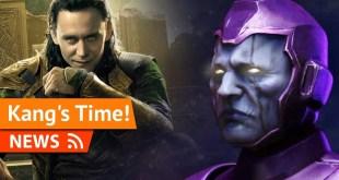 Marvel's Kang the Conqueror coming to LOKI - MCU News & Rumors