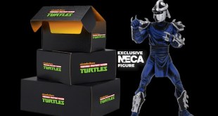 More Teenage Mutant Ninja Turtles Loot Crates Announced |
