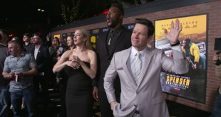 Netflix Movie LA Premiere - Spenser Confidential w/ Mark Wahlberg - Celebrity Red Carpet Event
