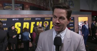 Netflix Movie Premiere - Spenser Confidential Interview w/ Mark Wahlberg - Celebrity Red Carpet