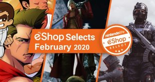 Nintendo Life eShop Selects - February 2020 - Feature
