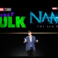 OFFICIAL MARVEL PHASE 5 SLATE ANNOUNCEMENT - Avengers 5, Hulk, Namor MCU News