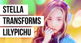 Pokimane and Michael Reeves Cosplay by Lilypichu feat. Michael Reeves Highlights - Stella Transforms