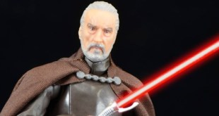 Star Wars Black Series Count Dooku Review |