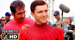 Tom Holland's Debut as Spider-Man - Behind the Scenes [HD] Marvel