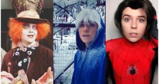 Top Tiktok Cosplay Makeup And Costume Compilation