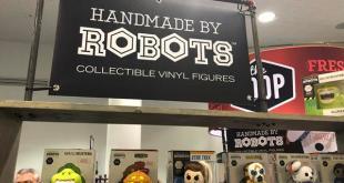 Toy Fair 2020 Highlight: Made by Robots Vinyl Figures